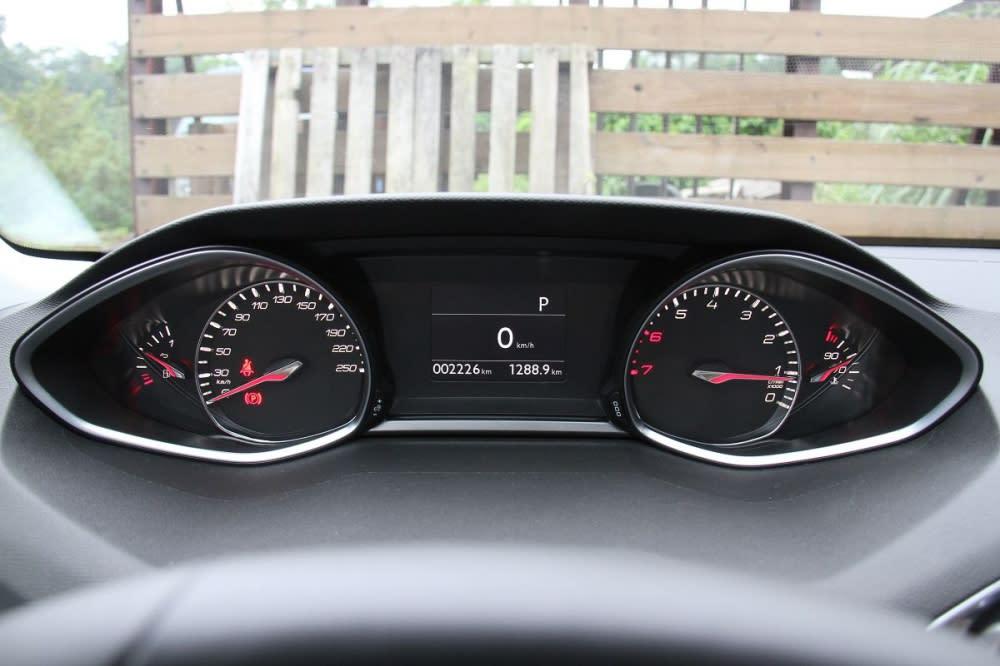 汽油動力終到來,渦輪山獅Peugeot 308 Allure+