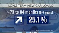 Car buyers opting for longer 7-year loans