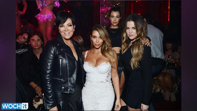 The Kardashians Sell Their Stuff For Charity