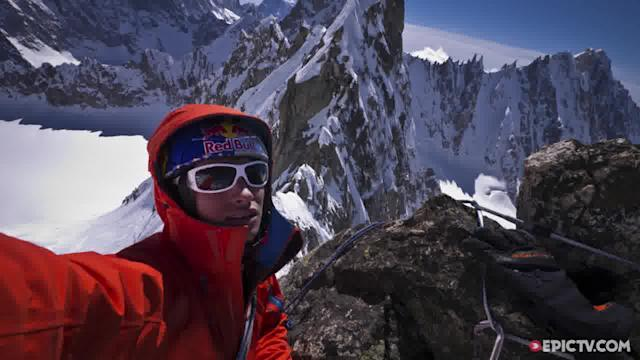 David Lama Attempts Ascent Of The 'Unclimbable' Masherbrum |...