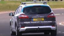 Britain Testing Driverless Cars on Roadways