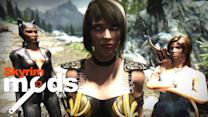 Superhero Ladies! - Top 5 Skyrim Mods of the Week