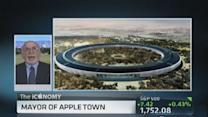 Apple's corporate 'spaceship'