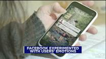 Backlash at Facebook over mood study