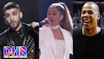 Ariana & Zayn Perform On The Voice - JayZ Responds To Beyonce's LEMONADE (DHR)