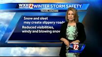 Forecast update: What to expect Tuesday?