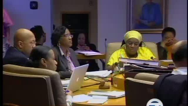 Detroit City Council budget votes