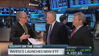 Invesco launches new ETF