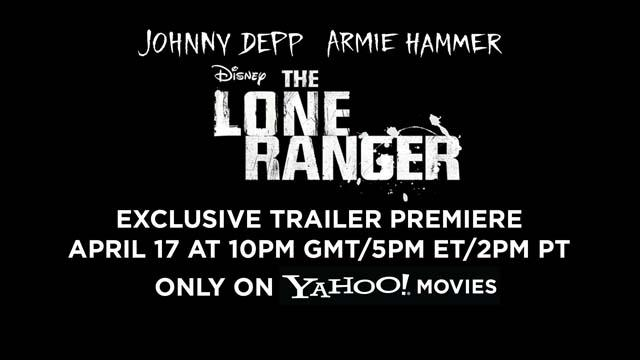 'The Lone Ranger' Theatrical Trailer 2