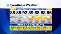 Carol's Holiday Weekend Forecast: August 31, 2014