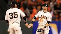 Are the Giants now Series favorites?