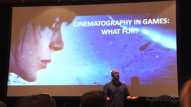 How David Cage Pushes Technology To Communicate Emotion