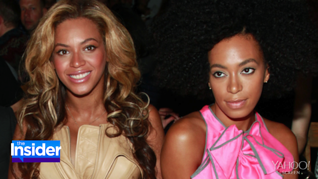 Solange Knowles Allegedly Attacks Jay Z