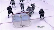 Williams knocks one past Bryzgalov