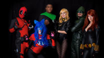 Photos Reveal a Side of Cosplayers You Won't See at Comic Con