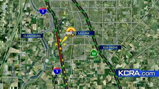 Deadly crash shuts down northbound I-5