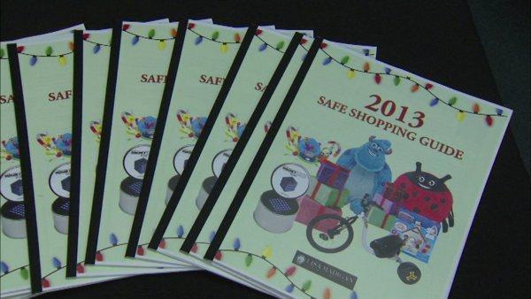 Lisa Madigan, consumer advocates offer advice on safe holiday toys