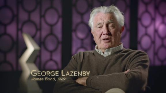 Everything or Nothing clip: George Lazenby
