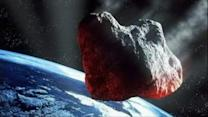Asteroid Approaching in Close Encounter With Earth