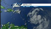Latest On Tropical Storm Isaac