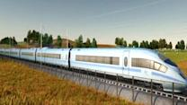 UK still waiting for high speed trains