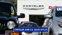 U.S. auto sales; Dov Charney closer to retaking American Apparel; Twitter scores at World Cup