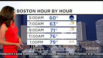 WBZ AccuWeather Morning Forecast For May 25