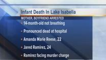 Infant Death in Lake Isabella