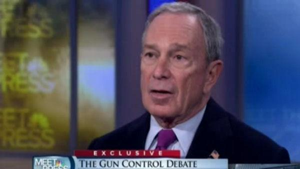 Bloomberg spends money on controversial gun ads