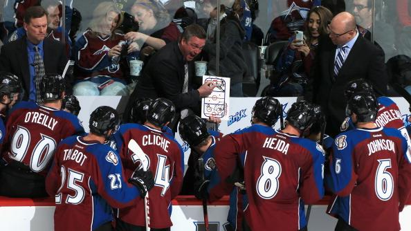 RADIO: Avalanche the biggest surprise in the NHL