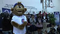 Cubs Unveil New Mascot to Mixed Reviews
