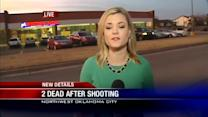 Two dead after early morning shooting