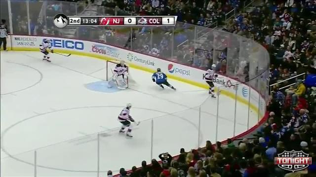 New Jersey Devils at Colorado Avalanche - 01/16/2014