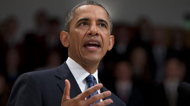 Obama: NSA spying programs are transparent