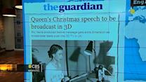 Headlines: Queen Elizabeth's Christmas speech will be in 3-D