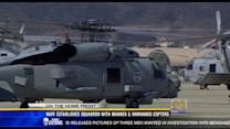 Navy establishes squadron with manned, unmanned copters