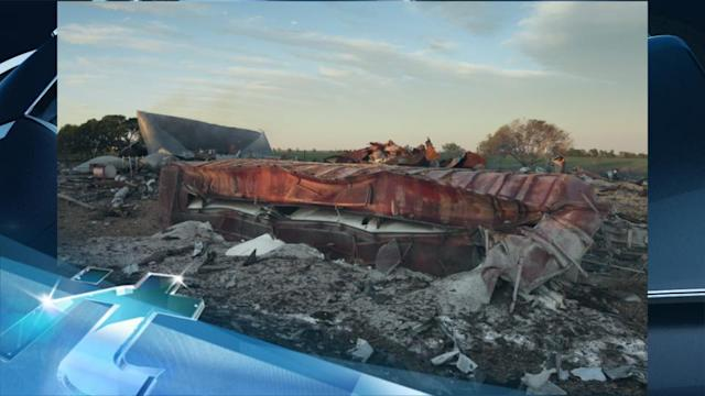 Breaking News Headlines: Chemical That Sparked Deadly Texas Explosion Found Across U.S