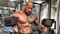 Dwayne Johnson Is Bigger Than Ever as Hercules