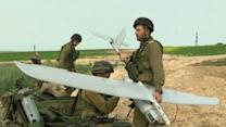 AP Gets Rare Access to Israeli Skylark Drone