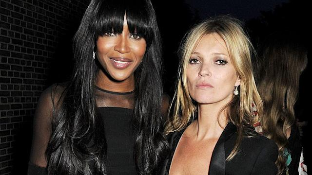 Video: Kate Moss and Sarah Jessica Parker Party Like Art Stars in London