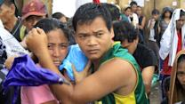 Aid Trickling Into Hard-hit Areas in Philippines