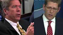 """Newtown tragedy a """"reminder"""" to Obama """"to do more,"""" Carney says"""
