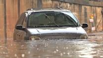 Record Rains Hit Hard in Texas Causing Flash Flooding