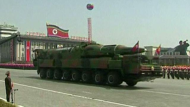 Report: North Korea's military in top combat position