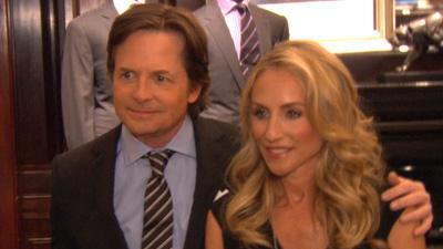 An Evening Out With Michael J. Fox