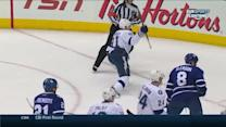 Steven Stamkos rips one-timer from the circle