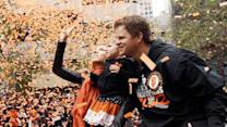 Giants fans revel in World Series parade