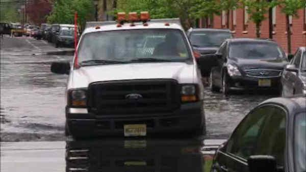 Hoboken braces for another potential round of flooding