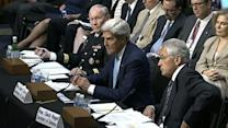 Senate Holds Hearing on Potential Strike on Syrian Targets