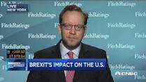 Brexit impact on US: Charles Seville